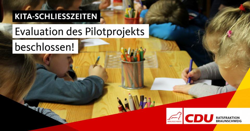 Das Projekt mag auslaufen, das Thema Schließzeiten ist für uns und die Familien in Braunschweig nicht erledigt.